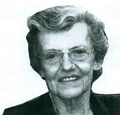 """Dr. Evelyn """"Sis"""" Sebree"""